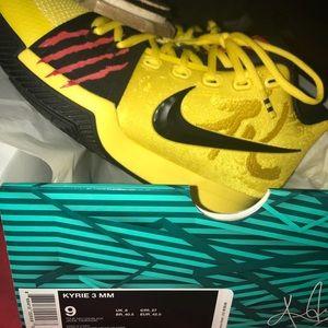 78c736034d8 Nike Shoes - Kyrie 3 Kobe collab
